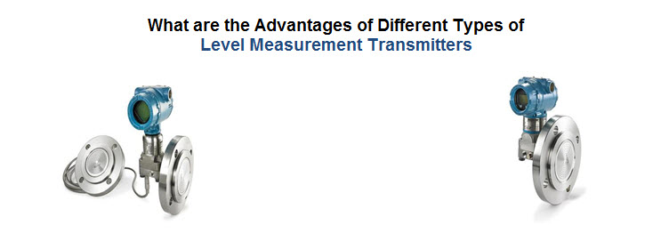 advantages level measurement transmitters