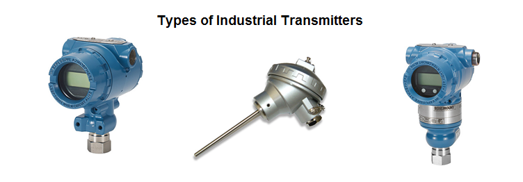 types of industrial transmitters - part 2
