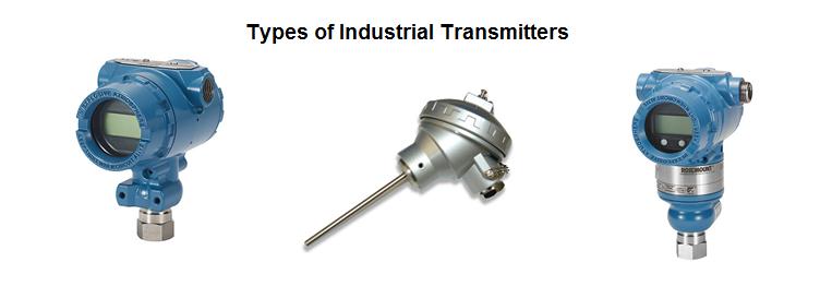 工业变送器的类型-第2部分